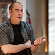 Le belve: John Travolta in una scena del film