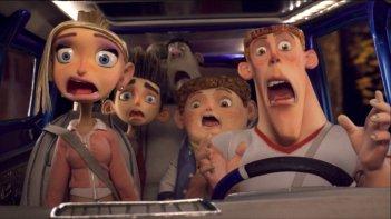 ParaNorman: una curiosa scena tratta dal film d'animazione