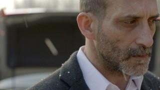 Sebastiano Filocamo in una sequenza 'Tutti i rumori del mare' (2012)