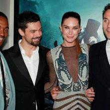 La leggenda del cacciatore di vampiri: i protagonisti del film a New York per la premiere mondiale del film