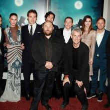 La leggenda del cacciatore di vampiri: il regista Timur Bekmambetov insieme a tutto il cast e ai produttori per la premiere mondiale del film