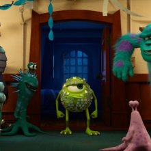 Monsters University: un'immagine tratta dal nuovo film animato di Disney-Pixar