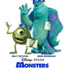 Monsters University: uno dei poster del nuovo mostruoso film Disney-Pixar