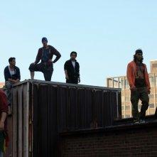 Freerunner - Corri o Muori: il gruppo di 'corridori' protagonisti del film