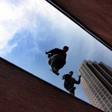 Freerunner - Corri o Muori: un'immagine del film