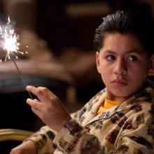Lo spaventapassere: Kevin Hernandez in una scena