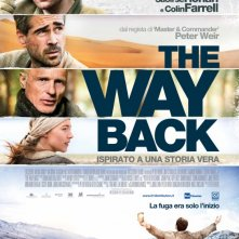 The Way Back: la locandina italiana