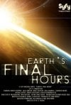 Earth's Final Hours: la locandina del film