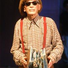 Torino.Teatro Carignano/ MATTIA MACHIAVELLI / in una scena dello Spettacolo di ANTONIO ORFANO' Upupa My Dream is My Rebel King