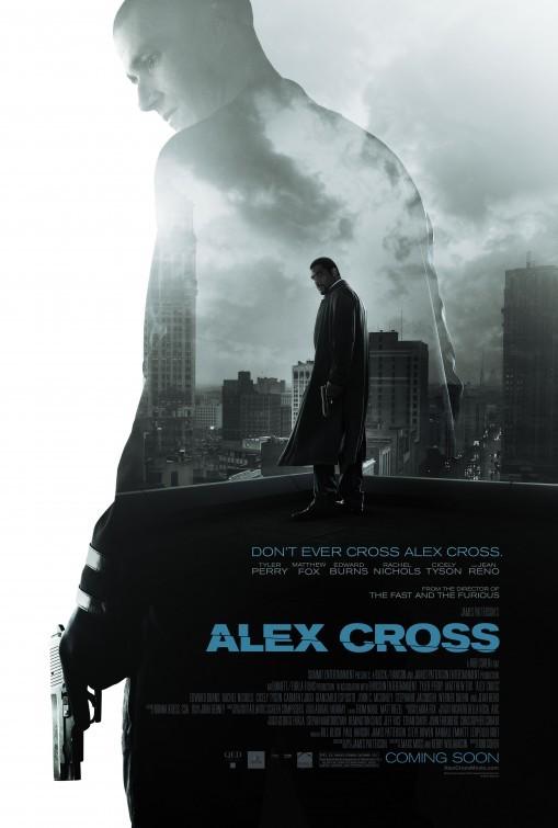 Alex Cross La Locandina Del Film 244058