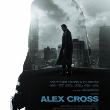 Alex Cross: la locandina del film