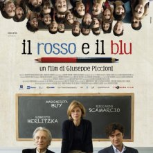 Il rosso e il blu: il poster del film