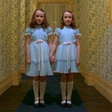 Shining: la terrificante apparizione delle gemelle Grady
