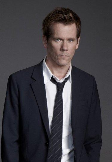 The Following: Kevin Bacon in una foto promozionale della serie