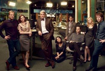 The Newsroom: foto promozionale per la stagione 1
