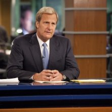 The Newsroom: Jeff Daniels in una scena dell'episodio 'We Just Decided To'