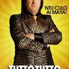 Tutto tutto niente niente: il primo teaser poster del film con Antonio Albanese nei panni di Cetto La Qualunque