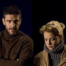El Campo: Leonardo Sbaraglia insieme a Dolores Fonzi in una scena del film