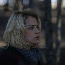 El Campo: un intenso primo piano di Dolores Fonzi tratto dal film