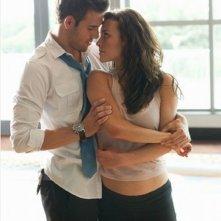 Kathryn McCormick e Ryan Guzman in una scena di Step Up Revolution