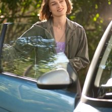 Keira Knightley in una scena di Cercasi amore per la fine del mondo