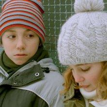 Monsieur Lazhar: i giovani protagonisti del film Émilien Néron e Sophie Nélisse