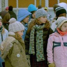 Monsieur Lazhar: i giovani protagonisti del film in una scena