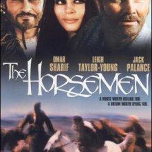 Cavalieri selvaggi: la locandina del film