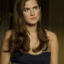Girls: Allison Williams in una scena della serie HBO