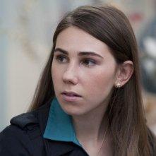 Girls: Zosia Mamet in una scena della serie HBO