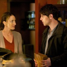 Grimm: Bree Turner e David Giuntoli nell'episodio Love Sick