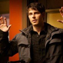 Grimm: David Giuntoli nell'episodio Cat and Mouse