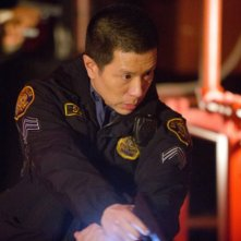 Grimm: Reggie Lee nell'episodio Big Feet