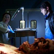 Grimm: Sharon Sachs e David Giuntoli nell'episodio Danse Macabre