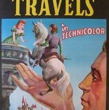 I viaggi di Gulliver: la locandina del film