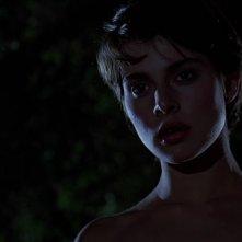 Il bacio della pantera, Nastassja Kinski in una scena del film