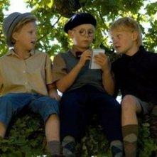 Le orribili vacanze della banda Jonsson: una scena del film