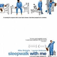Sleepwalk with Me: la locandina del film