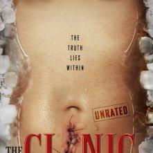 The clinic - La clinica dei misteri: la locandina del film