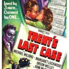 Ritorna il terzo uomo: la locandina del film