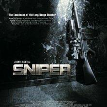 The Sniper: la locandina del film
