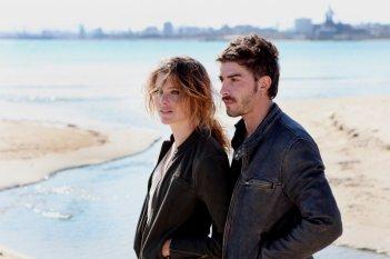 Acciaio: Vittoria Puccini e Michele Riondino in una scena
