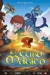 El cubo mágico: la locandina del film