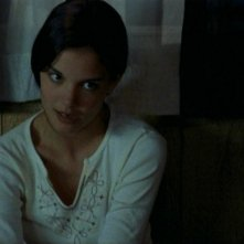 Katie Holmes in una scena del primo episodio di Dawson's Creek