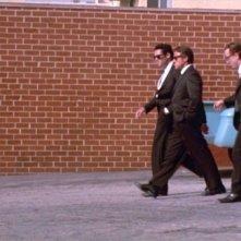 Le Iene: una scena di gruppo del film diretto da Quentin Tarantino