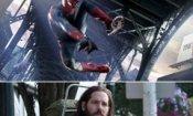'Amazing Spider-Man' e 'Quell'idiota di nostro fratello' oggi in sala