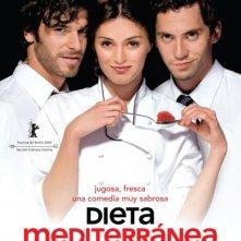 Dieta mediterranea: la locandina del film