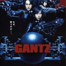 Gantz: la locandina del film