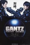 Gantz: Perfect Answer: la locandina del film