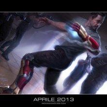 Iron Man 3: il primo concept art del film ad opera di Ryan Meinerding